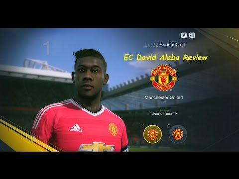 EC David Alaba Review - Is He Worth It? - FIFA ONLINE 3 (ENGLISH)