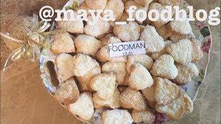 Печенье из творога и сметаны без масла: рецепт от Foodman.club