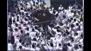 「焼津神社の獅子木遣り」は、焼津市焼津の焼津神社例大祭にて、神輿渡...