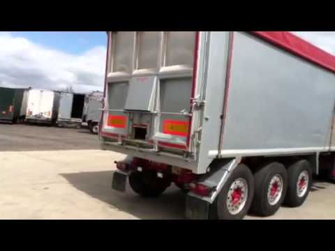 Weightlifter Tipping Trailer for Sale Newton Trailers Limited 01525 872466