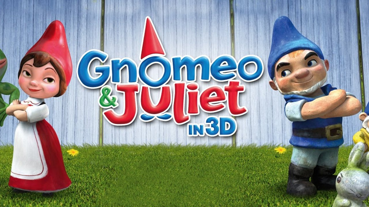 Gnomeo and Juliet -- Review #JPMN - YouTube