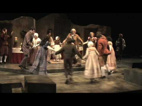A Christmas Carol 2008 at Actors Theatre of Louisville - YouTube