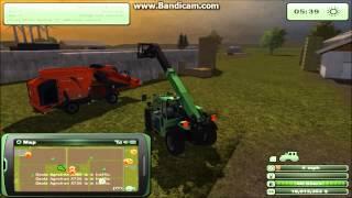 How to fill Kuhn SPV 12 Confort - Farming Simulator 2013