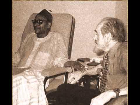 Lettre d'Amadou Hampaté Ba à la jeunesse du siècle | 1985