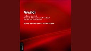"""Play Violin Concerto, for violin, strings & continuo in C major (""""Il piacere""""; """"Il Cimento"""" No. 6), Op. 8/6, RV 180"""
