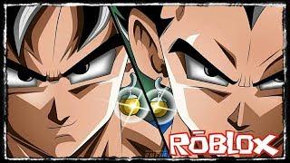 ROBLOX: FUSION POTARA!!! -DB INFINITY - Dray