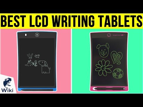 Zopsc LCD Writing Tablet 8.5inch Handwriting E-Writing Drawing Board Office Memo Board Doodle Pad for Kids Red