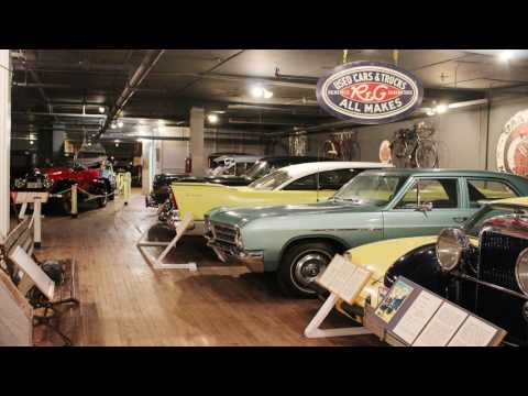 Our Oshawa is Automotive Heritage featuring The Canadian Automotive Museum