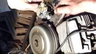 1er Redémarrage moteur peugeot 103 MV
