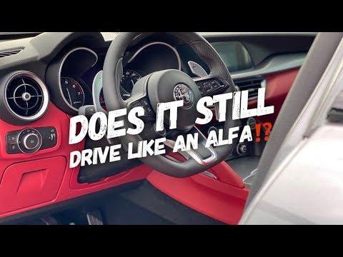 I LOVE Driving The 2020 Alfa Romeo Stelvio BUT...