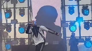 Смотреть видео Хаски - Ай @ SummerStage Пикник Афиши - Коломенское, Москва - 29 7 2017 онлайн
