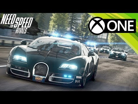 Need for Speed Rivals Xbox One Gameplay - EPIC Police Racing CARNAGE Livestream