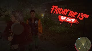 UNIDOS CONTRA JASON FRIDAY 13th: THE GAME con FARGAN