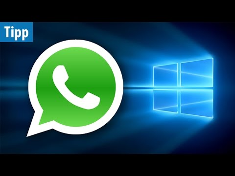 Whatsapp Am PC & Mac - Desktop-App Erschienen | Deutsch / German