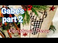 Christmas Decorations 2019 ☆  Gabe's Christmas part 2