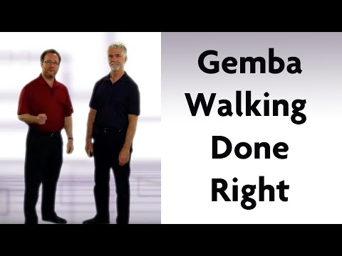 QuickLean: Getting Your Gemba On - Preview