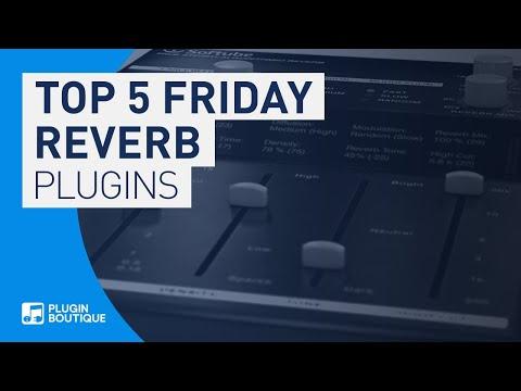 Best Reverb Plugins VST 2019 | Top 5 Friday - YouTube