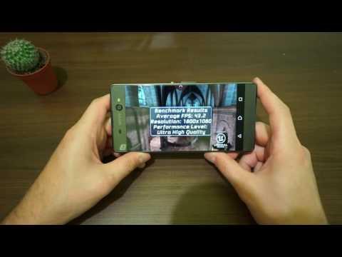 SONY XA Ultra Тест производительности, железа камеры