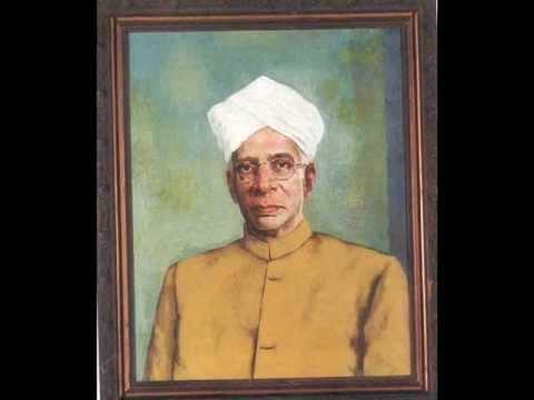 Essay on sarvepalli radhakrishnan