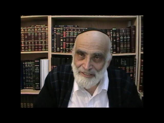 פרשת יתרו ה'תשע''ח - הרב יוסף שני שליט