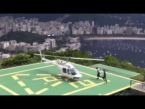 Brazil RIO helicopter
