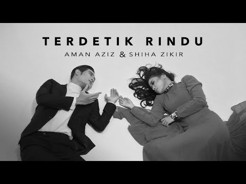 [OST Filem LANGSUIR] TERDETIK RINDU - AMAN AZIZ & SHIHA ZIKIR (Official Lirik Video)