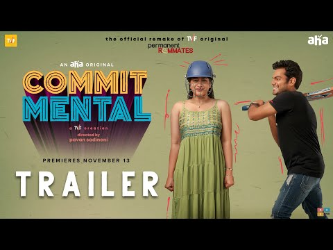 CommitMental Trailer | Punarnavi, Udbhav | Pavan Sadineni | An aha Original | TVF creation