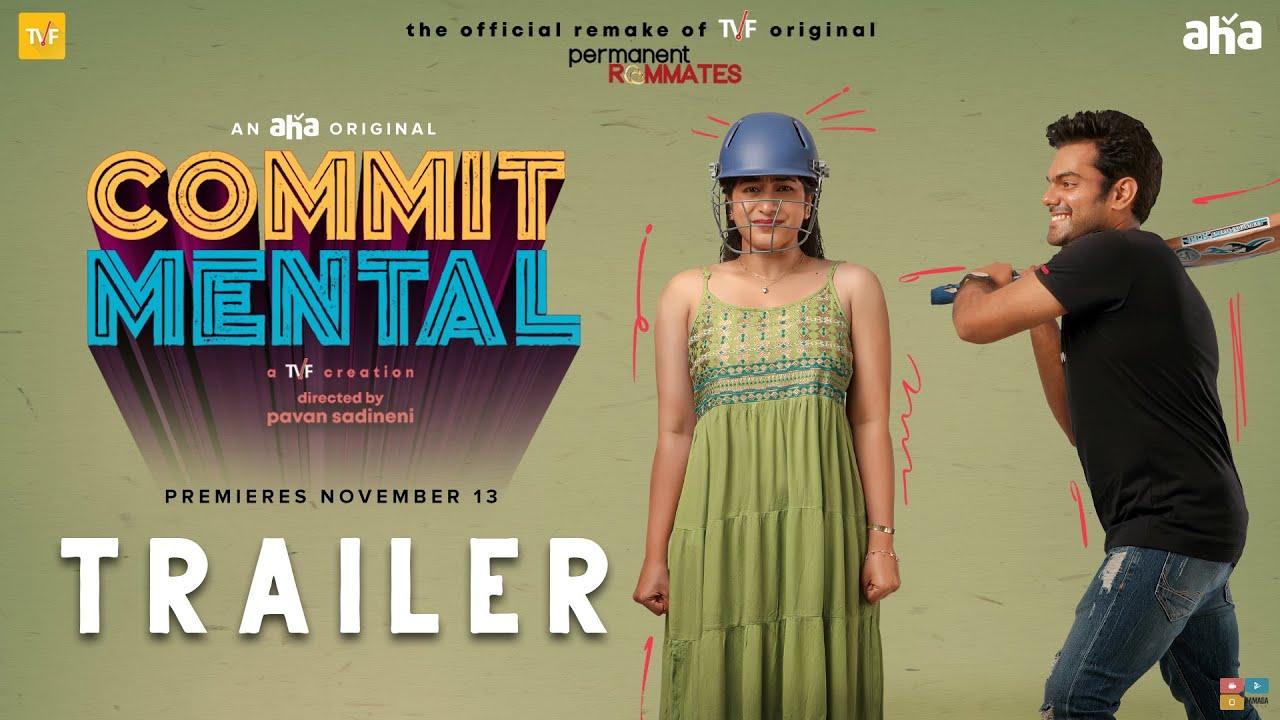 CommitMental Trailer | Punarnavi, Udbhav | Pavan Sadineni | An aha Original | TVF creation