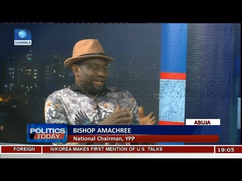 2019 Poll: Buhari Has Not Met The Expectations Of Nigerians-- Amachree |Politics Today|