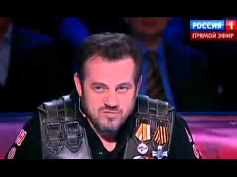 Discussion in Russian of film A Kondrashov 'Crimea  Path to the Motherland'