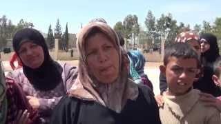 Гуманитарный груз (Сирия, 2015)