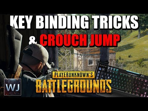 GUIDE: The BEST Key Binding tricks and PRO Crouch Jump