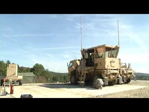 AFN Bavaria - Army Air Traffic Controllers In Hohenfels, Germany