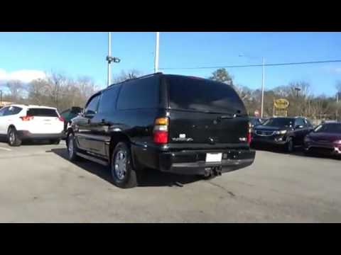 2004 GMC Yukon XL Oak Ridge TN G1443