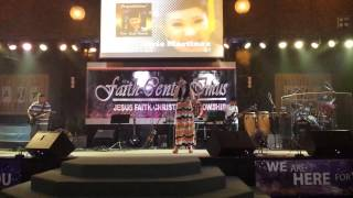 LIFELINE (Mandisa) cover Faith center imus youth band