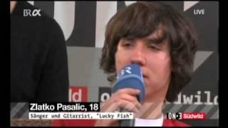 Lucky Fish- Interview Band der Woche