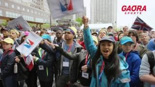 第35回アメリカズカップ クオリファイヤーズラウンドロビン1 PR動画