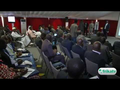 "Ouverture ""Africa Power Forum"" à Dakar"