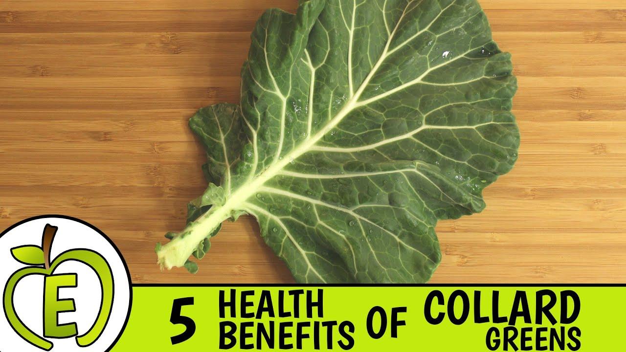 Top 5 Health Benefits Of Collard Greens
