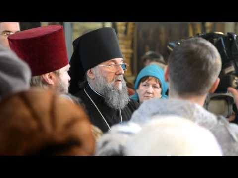 Епископ Инокентий в Кушве