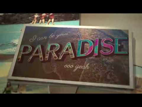 Laidback Luke & Made in June - Paradise (ft. Bright Lights) [Lyric Video] | Dim Mak Records