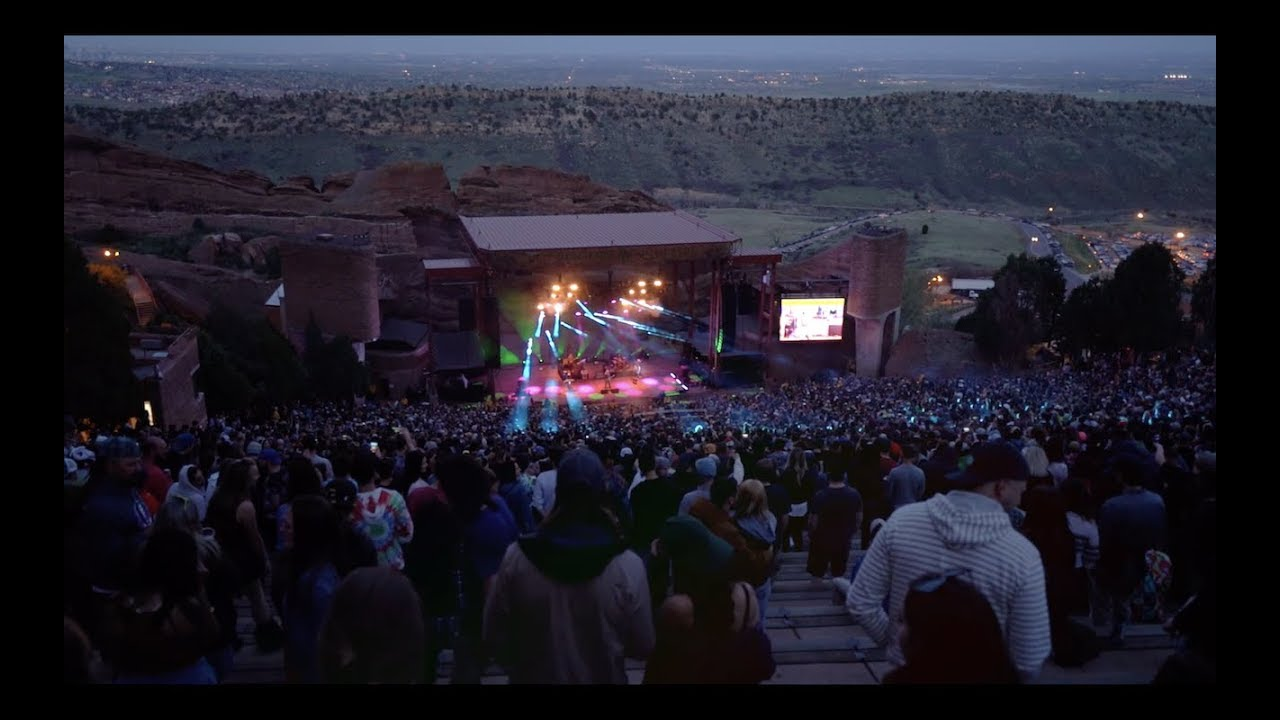 Stick Figure Road To Red Rocks Youtube