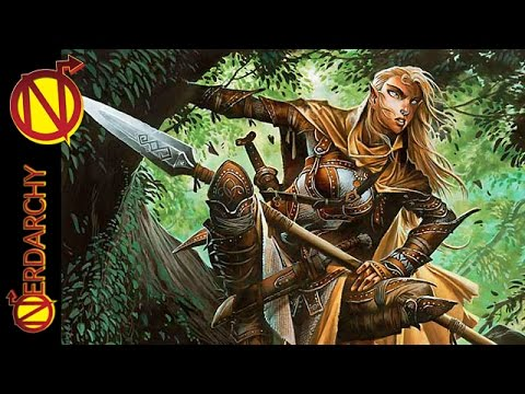 Elves 🏰🐉 How to RolePlay an Elf in 5E D&D or Pathfinder| What Does Your Race Say About You
