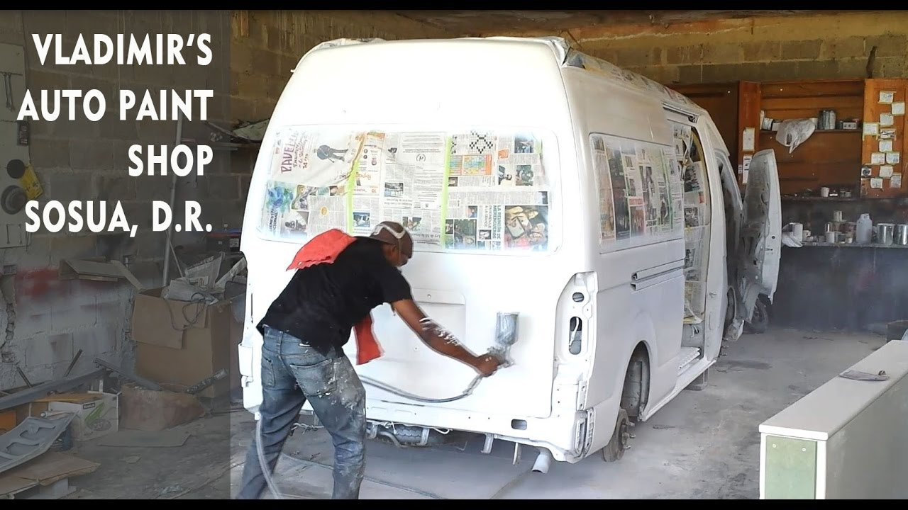 Auto Paint Shop >> Vladimir S Auto Paint Shop Panel Beating Sosua Cabarete Dominican Republic