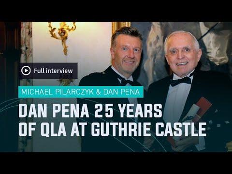 Michael Pilarczyk & Dan Pena NEW QLA PODCAST (full interview)