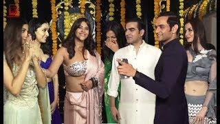 Ekta Kapoor's Diwali  Party With Shilpa Shetty, Arbaaz Khan, Shraddha Kapoor, Vikash Gupta