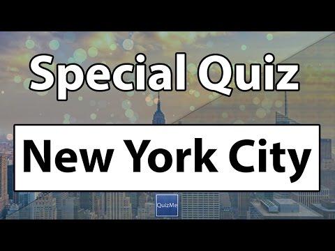 New York City Quiz | QuizMe