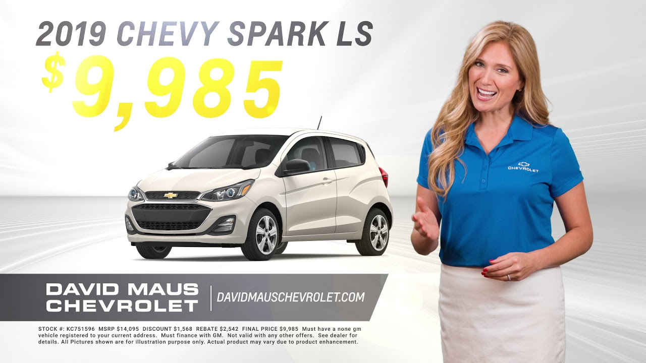 David Maus Chevy >> 2018 Model Closeout At David Maus Chevrolet