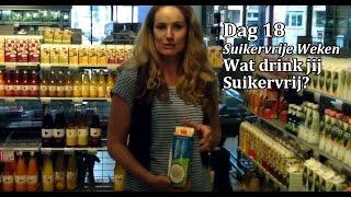 Suikervrije Weken dag 18 - Wat drink jij Suikervrij?