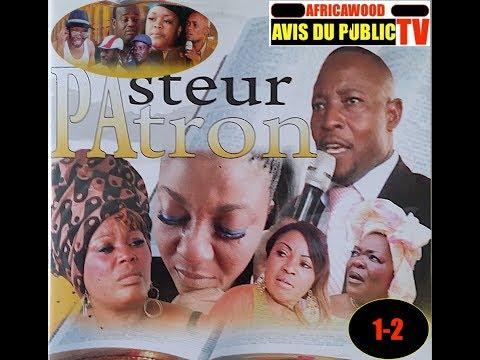 THEATRE CONGOLAIS 2017 PASTEUR PATRON 1 - 2 GROUPE LES AMIS DU THEATRE